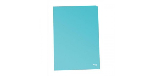L-map Esselte 54837 blauw /100