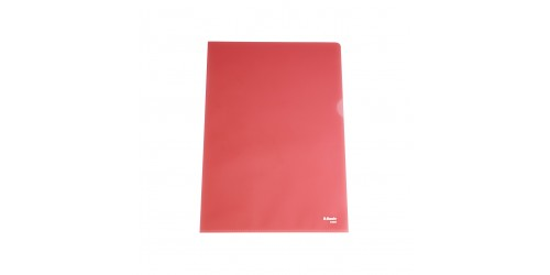 L-map Esselte 54834 rood / 100