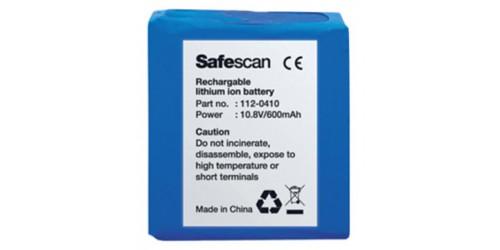 Batterij voor Safescan biljettentester