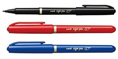 Uniball Sign Pen Myt-7 Rood
