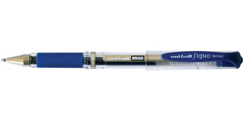 Uniball Signo Broad UM153 blauw