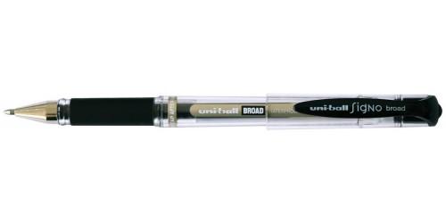 Uniball Signo Broad UM153 zwart