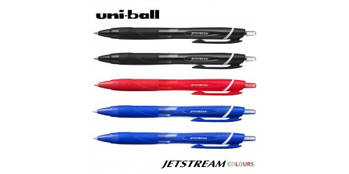 Uniball Jetstream Sxn-150c Rood