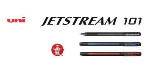 Uniball Jetstream 101 Zwart