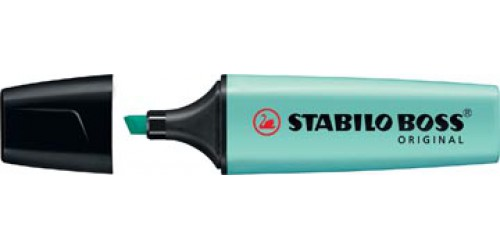 Stabilo Boss Pastel Touch of Turq