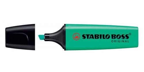 Stift Stabilo Boss turkoois