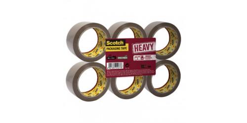 Scotch verpakkingstape HV5066ft - 6 rollen