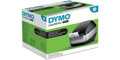 Dymo Labelwriter Wireless Wifi Black