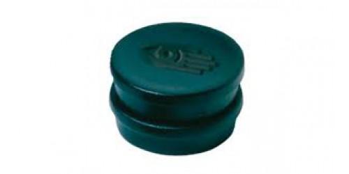 Magneet diam. 20 mm zwart