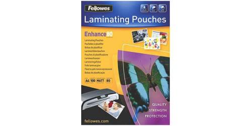 Fellowes lamineerhoes mat 80 µ