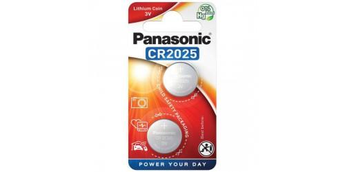 Panasonic Knoopcel CR2025/2