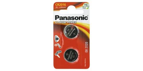 Panasonic Knoopcel cr2016/2