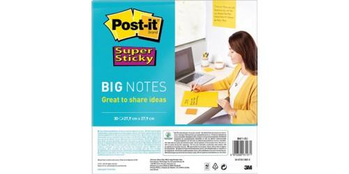 Post-it Super Sticky Big Note L