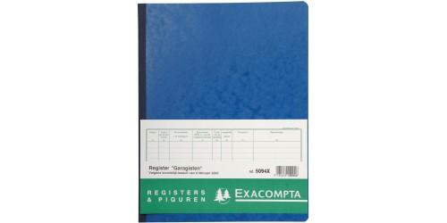 Register Garagisten 5094 x