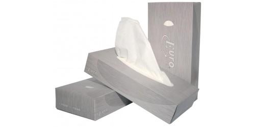 Papieren zakdoeken 2-laags