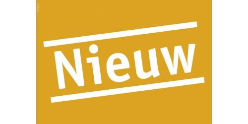 Pancarte Nieuw oranje A4