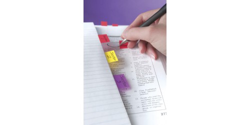 Post-it Index rood 6802RED
