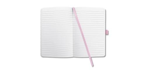 Sigel Notebook A6 + gratis balpen