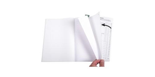 Exacompta orderbook 13,5x10,5 2ex.