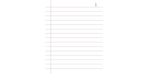 Exacompta orderbook 13,5x10,5 3ex.