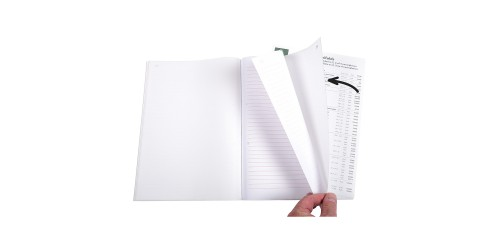 Exacompta orderbook 17,5x10,5 2ex.
