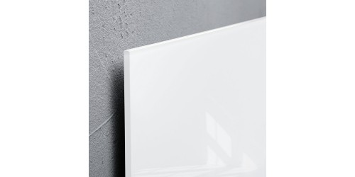Sigel Magneetbord glas wit GL111