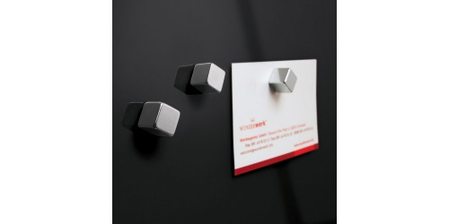 Sigel Magneetbord glas zwart GL130