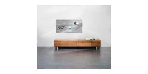Sigel Magneetbord glas GL148