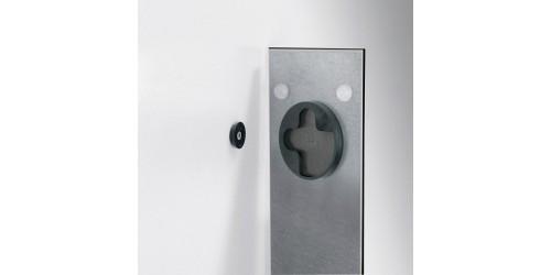 Sigel Magneetbord glas zwart GL157