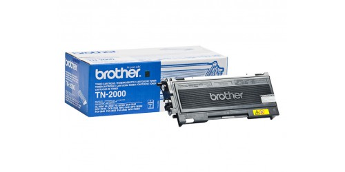 TN2000 BROTHER HL2030 TONER BLACK