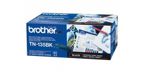 TN135BK BROTHER HL4040CN TONER BLACK HC