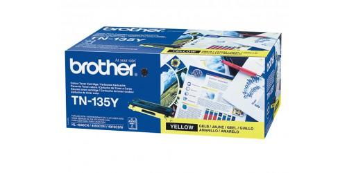 TN135Y BROTHER HL4040CN TONER YELLOW HC