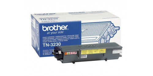 TN3230 BROTHER DCP8085DN TONER BLACK ST