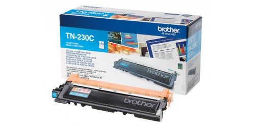 TN230C BROTHER HL3040CN TONER CYAN