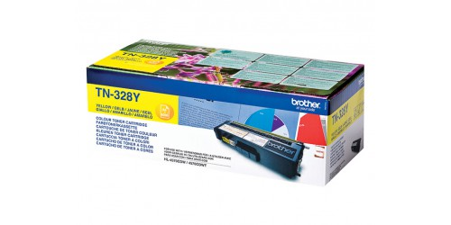 TN328Y BROTHER HL4570CDW TONER YELLOW