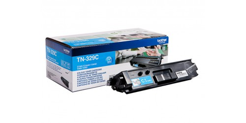 TN329C BROTHER HLL8350CDW TONER CYAN
