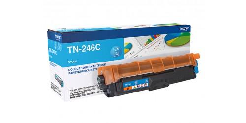 TN246C BROTHER HL3142CW TONER CYAN HC
