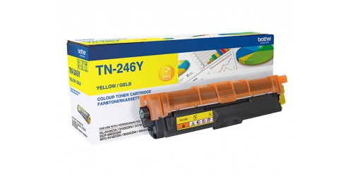 TN246Y BROTHER HL3142CW TONER YEL HC