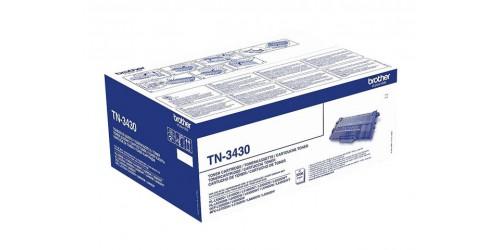 TN3430 BROTHER DCPL5500DN TONER BLACK ST