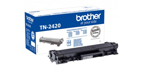 TN2420 BROTHER HLL2310D TONER BLACK HC