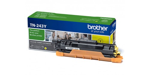 TN243Y BROTHER DCPL3510CDW TONER YEL