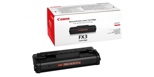 FX3 CANON FAX L200 CARTRIDGE BLACK