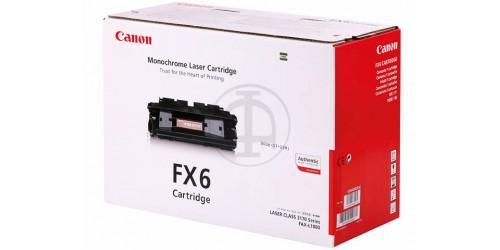 FX6 CANON FAX L1000 CARTRIDGE BLACK
