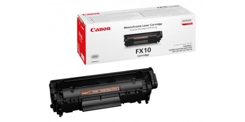 FX10 CANON FAX L100 CARTRIDGE BLACK