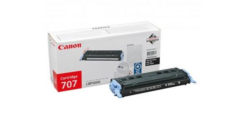 LBP707BK CANON LBP5000 CARTRIDGE BLACK