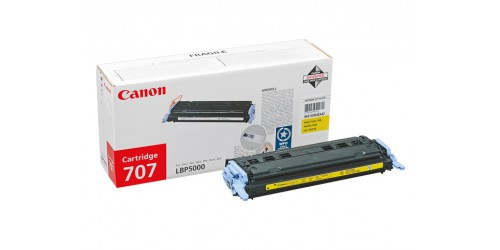 9421A004 CANON LBP5000 CARTRIDGE YELLOW