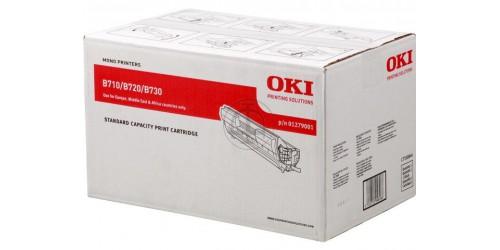 01279001 OKI B710 CARTRIDGE BLACK