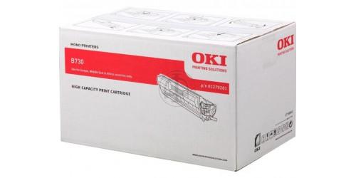 01279201 OKI B730 CARTRIDGE BLACK