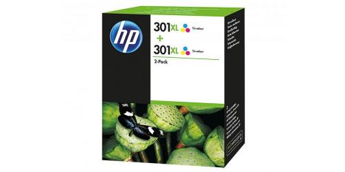 D8J46AE HP DJ1050 INK (2) COLOR