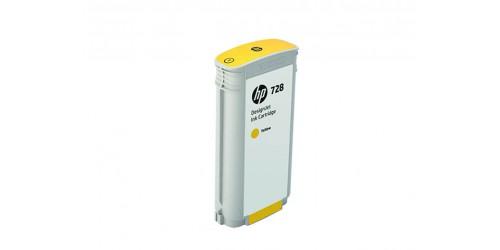 F9J65A HP DNJ T730 INK YELLOW HC